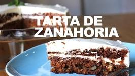 Tarta De Zanahoria (Carrot Cake)
