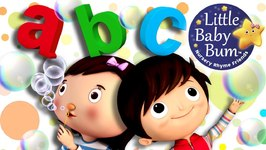 ABC Song - ZED Version - Nursery Rhymes for Babies - Songs for Kids