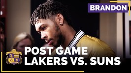 Brandon Ingram On Lakers Issues & Whether They Have A Rivalry With Suns