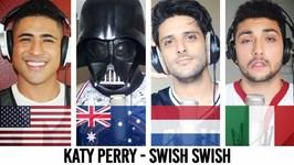 Katy Perry - Swish Swish Cover