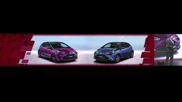 Toyota Press Conference at 2018 Geneva Motor Show
