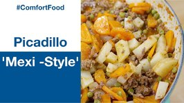 Picadillo Mexican Style Comfort Food
