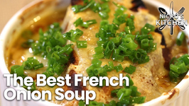 The Best French Onion Soup / Food for the Soul