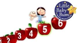 Numbers Song 1-10 - Part 2 - Nursery Rhymes - Original Song