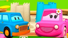 Clever Cars and Vehicles for Kids- Learning Videos and Car Cartoons- Learn Vehicles with Cars for Kids.