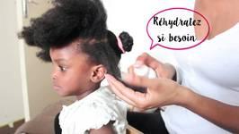 Tuto Coiffure Petite Fille Facile, Rapide Et Girly  Marciabloem