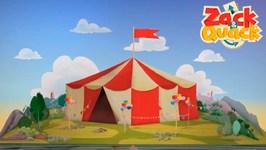Pop Up Circus - Zack And Quack Full Episode 26