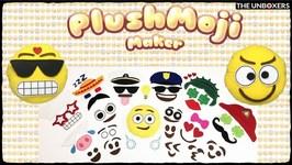 Plushmoji Maker DIY Emoji Pillow