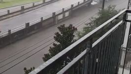 Flash Flooding Swamps New Orleans Streets