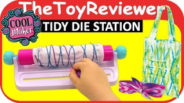 Cool Maker Tidy Dye Station Craft Kit for Kids DIY How To Tie Unboxing Toy Review