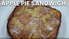 Apple Pie Sandwich