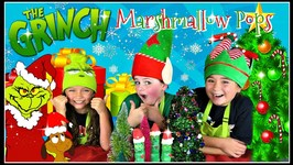 Holiday Treats - Marshmallow Pops - Fun  Christmas Recipes