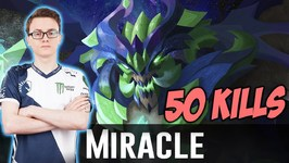 Miracle EPIC 50 KILLS OD Dota 2