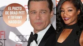 El posible romance entre Brad Pitt y Tiffany Haddish