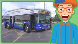Bus Videos for Children- Educational Videos for Kids