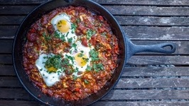 Huevos Rancheros-Mexican Eggs