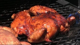 Smoked Chicken / Angry Orchard Green Apple Chicken