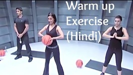 Power Play Warm Up with Lara Dutta - Hindi