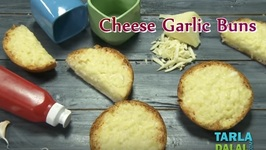 Cheese Garlic Buns