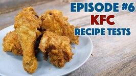 Dustin's KFC Recipe Episode  Number 6 - Making KFC At Home