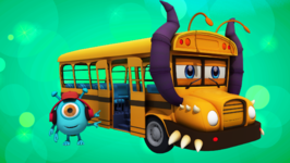 Wheels on the Bus - Baby Nursery Rhymes