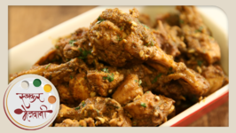 Chicken Sukka  Recipe by Archana  Maharashtrian Style Dry Chicken in Marathi