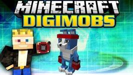 Minecraft Modded Survival - Digimobs Modded Adventures - Gaomon 16