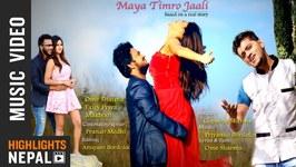 Maya Timro Jaali - New Nepali Modern Song 2017/2074 - Gopalraj Sharma