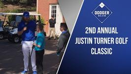 2nd Annual Justin Turner Golf Classic