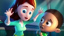 Zombie Teacher - Schoolies Videos For Children - Cartoon Shows - Kids Channel