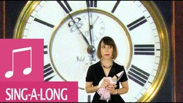 Kids Songs - Cuckoo Clock by Alina Celeste - learn English and Counting