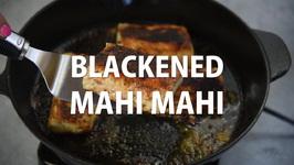 Blackened Mahi Mahi