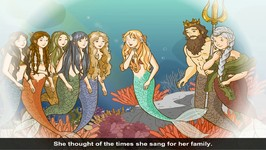 The Little Mermaid 10 - The Sea Witch - Level 5