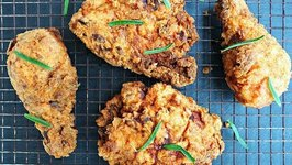 Dinner Recipe-Buttermilk Fried Chicken