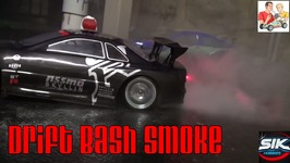 Drifting Bashing RC Smoker