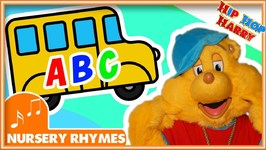 ABC Rap - The Alphabet Hip Hop - Nursery Rhyme