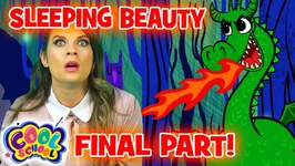 Sleeping Beauty - Part 6 - Final Chapter - Story Time with Ms. Booksy - Cartoons for Kids
