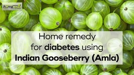 Treat Diabetes At Home In 2 Minutes - Remedy, Recipe, Yoga