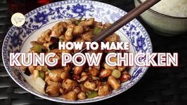 Kung Pow Chicken (Gong Bao Ji Ding)