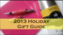 2013 Holiday Gift Ideas