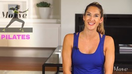 Move123 Basic Pilates To Get Strong Toned Arms 10 Minutes
