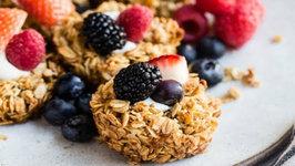 Crunchy Granola Bites