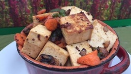 Quick Tasty Veggie Tofu- Tofu Masala Easy Recipe -Gluten Free Protein Rich