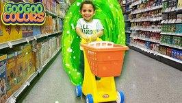 Where is My Shopping Cart (Gaga Baby Magic Store Portal!)