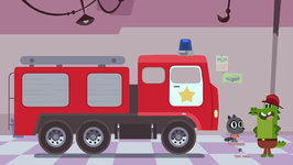 Duck and Fire Truck- Episode 5
