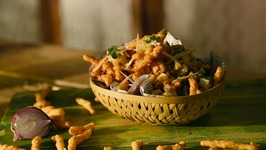 Kurkure Aloo Chaat Recipe  How to Make Kurkure Aloo Chaat