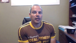 Total Fitness Bodybuilding Live Video Q and A with