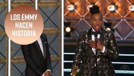 La 69 edición de los Emmy hace historia