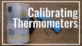 Calibrating A Kitchen Thermometer