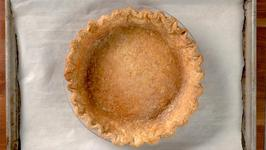 Blind-Bake a Pie Crust